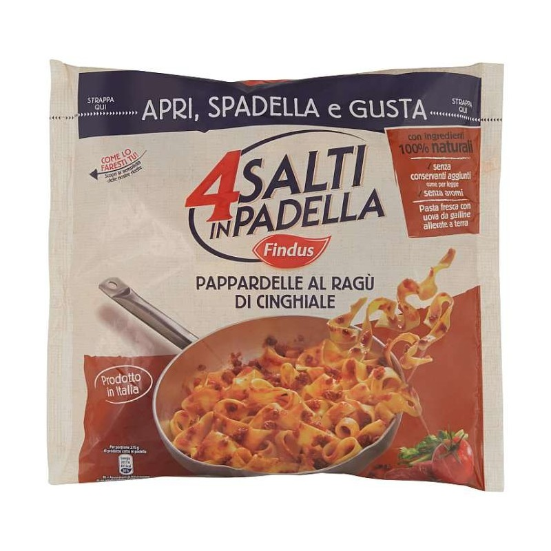 4 Salti in Padella Findus...