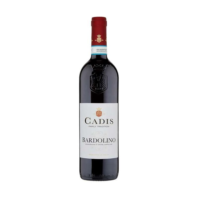 Cadis Bardolino DOC 750 ml