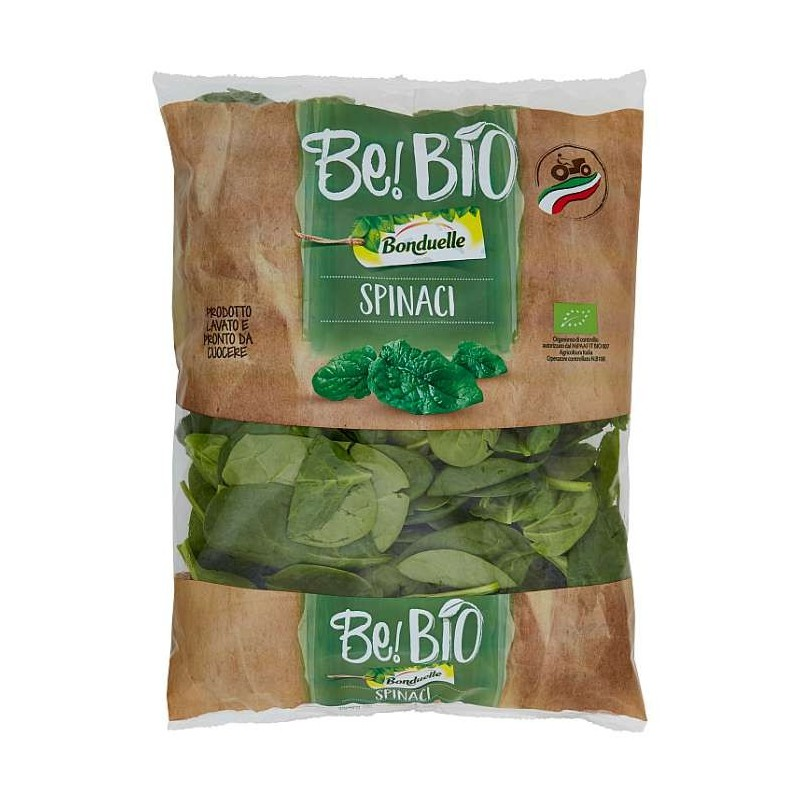 Bonduelle Be!Bio Spinaci 370 g