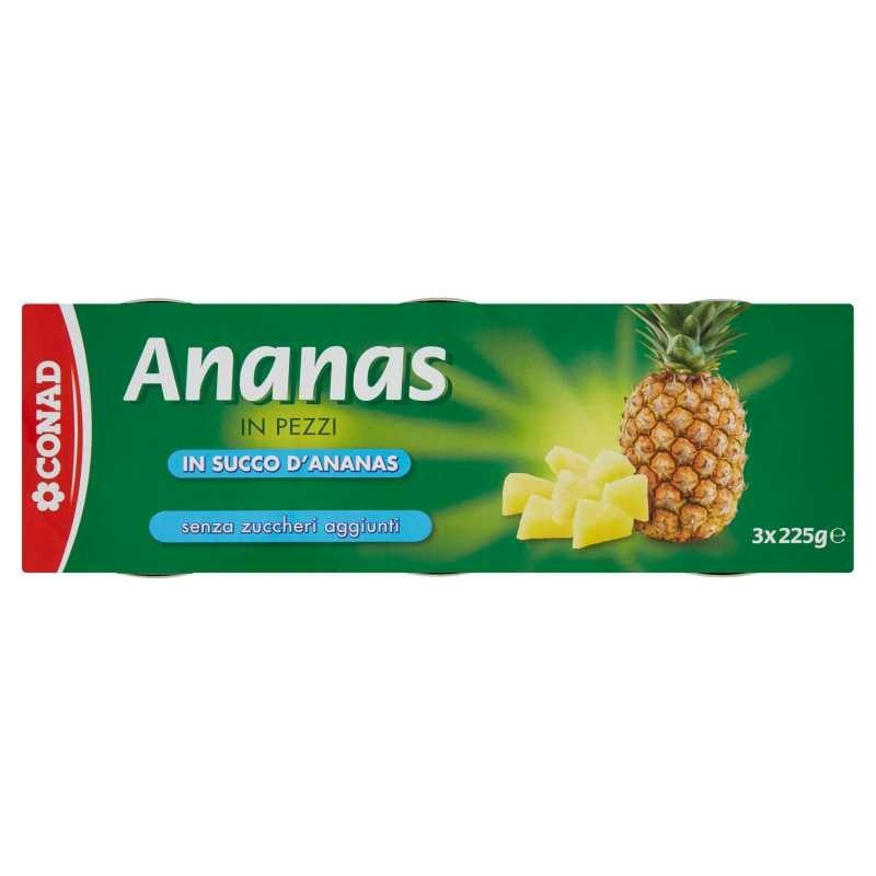Conad Ananas in Pezzi in...